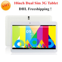 10 inch Dual Core Android 4.2 10 inch 3G Tablet PC with dual sim card slot Phone Call GPS Android 4.2 Dual Core 1GB RAM 8GB ROM Bluetooth Dual Camera