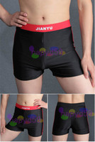 Wholesale men adult swim trunks swimsuit swimming shorts swimwear swimming pants free ship
