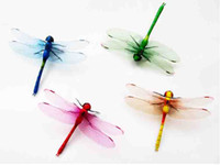 Words artificial dragonfly - Hot amp D mixed Artificial Dragonfly for Wedding Decorations Party Supplies Fridge Magnet cm