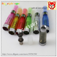 Wholesale Cheapest Ce5 Cartomizer - CE5 atomizer hot selling cheap CE5 clearomizer 1.6ml CE5 cartomizer free shipping