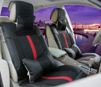 Wholesale Manufacturers directly selling new disposable leather seat cushion car mats four seasons general car seat covers automotive supplies wholesa