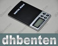 Wholesale lai16 gx Mini electronic digital balance weight scale H1793 blue backlight