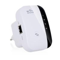 achat en gros de wifi network range pc-Wireless-N Wifi Répéteur 802.11N / B / G Router réseau Expander 300Mbps pour tablette PC c1088
