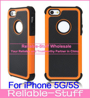 Cheap For Apple iPhone for iPhone 6 Hybrid Case Best Silicone For iPhone 6 5 5G 5S 5C 4 4S 4G for iPhone6 Shock Proof