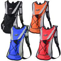 Wholesale NEW ARRIVAL Cycling Bag Hiking Climbing Pouch Hydration Pack Water Bladder Sports Backpack Blue Black Red Orange SV001803