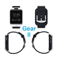 Wholesale New galaxy Gear II Neo R380 Bluetooth Smart Watch Phone GB ROM MP Camera quot Wristwatch for samsung S5 S4 Note
