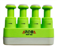 aroma hand - new arrival Aroma Guitar Bass Hand Grip Trainer Medium Tension Finger Power Gripper AHF