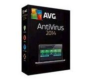 Cheap 100% Genuine New AVG Anti-Virus 2014 English Version 4 years 3PCS 3 users AVG Antivirus software keys codes protect your
