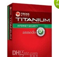 1years1PC Antivirus & Security Internet Trend Micro Titanium Internet Security 2013 2014 1Year 1pc 1yr 1user antivirus software online sending