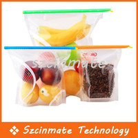 plastic plastic food storage bags - Magic Bag Sealer Stick Food Kitchen Storage Plastic Lock Clip Chips