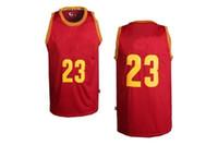 Wholesale 2014 Newest Cavaliers Jerseys Maroon Lebron James Discount Basketball Jerseys Men s Shirts Top Basketball Shirts Outdoor Apparel