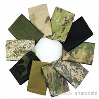 arab scarf - Tactical Military Windproof Shemagh Desert ARAB Scarves Hijabs Scarf Cotton Outdoor Desert Camo ACU CP camouflage Pattern DHL Free