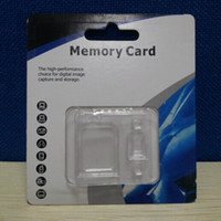 32 micro sd card - Retail Package For Micro SD Card TF mini Memory Card GB adapter reader MMC SDHC phone MP3 MP4 players Case box bag Packaging
