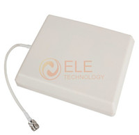 ELE antenna wall mounts - Panel Antenna for GSM G CDMA Cell Phone Signal Repeater Booster Indoor Directional Wall Mount Hanging Antenna