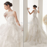Wholesale The new style Luxurious Croset Bodice Lace Top Quality Real Sample Mermaid Designer Wedding Dress