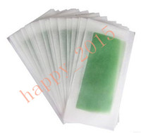 Wholesale Lady Safe Large Hair Removal Waxing paper Legs Bikni Underrarm Wax Strips