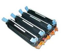 Wholesale 4x compatible printer supplies HP Q6000A Q6001A Q6002A Q6003A toner cartridge for printer HP N
