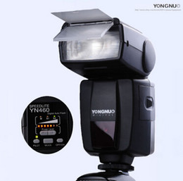 YONGNUO Speedlite montaje en zapata Flash YN-460 para cámara Canon T3i T2i T1i Xsi Xti
