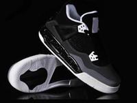 girls basketball shoes - Mens Basketball Shoe Comfortable Shoes Populor Air Retro IV Oreo Fear Women s Basketball Lady Girl Sport Footwear Sneaker Trainers Shoe
