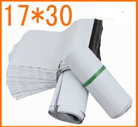 Wholesale cm cm PE New Waterproof and Biodegradable Plastic Express bags Packing Bags Mail bags