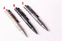 backpacking pictures - Real pictures Laix b3 Tactical pen self defense pens with gift boxes for self defense security tool outdoor survival pen steel H
