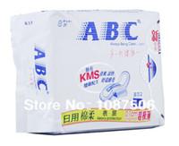 8pcs/ lot d1 240mm Free shipping sanitary napkin,sanitary pad ultra soft and ultra thin health day use soft cotton surface 240mm 8pcs