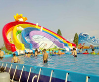 Wholesale Outdoor Giant Inflatable Water Park Water Sports game for lake