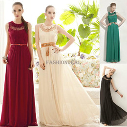 Wholesale 2014 New Goddess Womens Hollow Sleeveless Summer Maxi Cocktail Party Long Dress Plus Size B2 SV001189