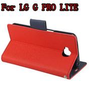 Cheap For LG Mercury CASE Best PU  flip case