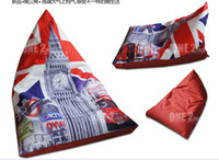Wholesale Lounge Chair Bean Bag Sofa Covers Removable And WashableThe London Big Ben beanbag