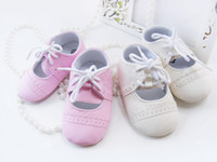 Wholesale Baby girls First Walker Shoes Toddler Soft leather Shoes Infant cute Shoes baby prewalker pair
