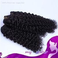 Malaysian Hair Curly  Cheap Hair! wholesale High Quality 6A 8-30inch Unprocessed Hair Weave Malaysian Peruvian Virgin Hair kinky curly