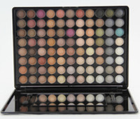 Wholesale New Fashion Popular Warm Matte Color Makeup Naked Eye Shadow Palette For Party with Mirror V1017A