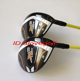 Wholesale 2014 new golf clubs X2 hot fairway wood with japan Tour AD MT shaft high quaity golf woods