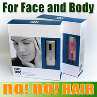 Wholesale New arrival no no hair smart women s hair epilator professional hair removal device for face and body churchill