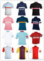 Wholesale new mans rapha bicycyle sports clothing short sleeve cycling jersey