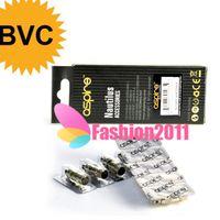Original e cig Aspire BVC vertical coils heads for aspire na...