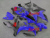 Injection Mold For Yamaha YZF-R1  NEW HOT FREE SHIPPING HIGH QUALITY Blue Injection Fairings Plastic Bodywork Set kit Yamaha YZF-R1 2004-2006 125
