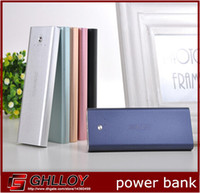 Power Bank Universal  Top brand remax 5000mAh thin mobile battery power bank powerbank external battery charger for cell phone with LED torch