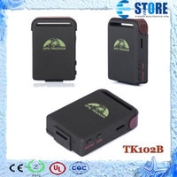 Cheap Remote Positioning Tracker Support Quad Band Stable GPS Tracker TK102B Vehicle Car GPS Tracker High Quality,M