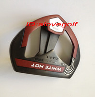 Putter Right Handed R 2014 authentic golf heads real ODS golf putter WHITE HOT pro head 350g original golf clubs
