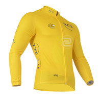 Cheap Tops Long Sleeve jersey Best Breathable Men cycling jersey