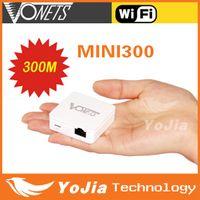 Wifi Bridge - Original Vonets MINI300 Mbps USB Port Wireless N Mini WiFi Wi Fi wi fi Repeater Roteador Router Wireless Network Bridge Signal Booster