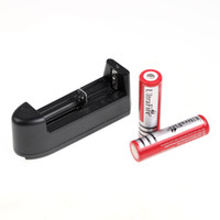 Wholesale Led Flashlight Battery Charger AC100 V Multifunctional Battery Charger for Li ion Battery H11302
