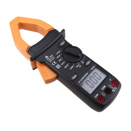Wholesale HYELEC MS2001 Digital AC Clamp Meter Resistance Insulation Tester Digital Earth Ground Uni t Meter Megohmmeter Tester H11422
