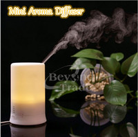 Ultrasonic Humidifier portable nebulizer - New Aromatherapy Diffuser Ultrasonic Humidifier Nebulizer Essential oil diffuser Mist maker Fogger For Home Office
