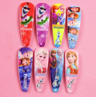 2015 new girls hairpins children cartoon Barrettes hair acce...