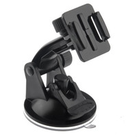 Lightweight  Tripods Aluminum Alloy Digital Camera Flexible Car Window Suction Cup Mount Tripod Holder for Cell Phone Mobile Phone