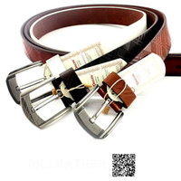 Wholesale fashion ladies women belts Joker leisure with jeans manufacturers selling men and women The European American style belt