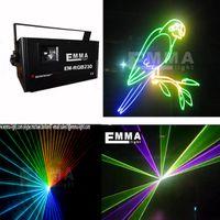 Voice-activated laser light show - 1w laser light laser light show